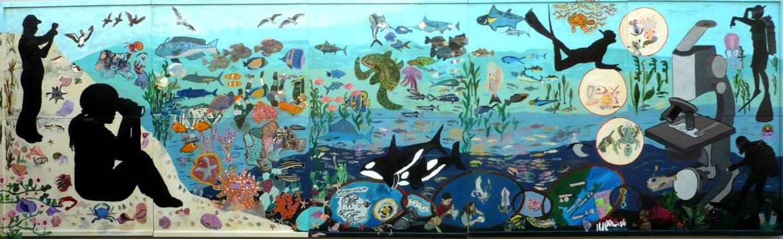 ecoART Mural & Picnic Aug 1st
