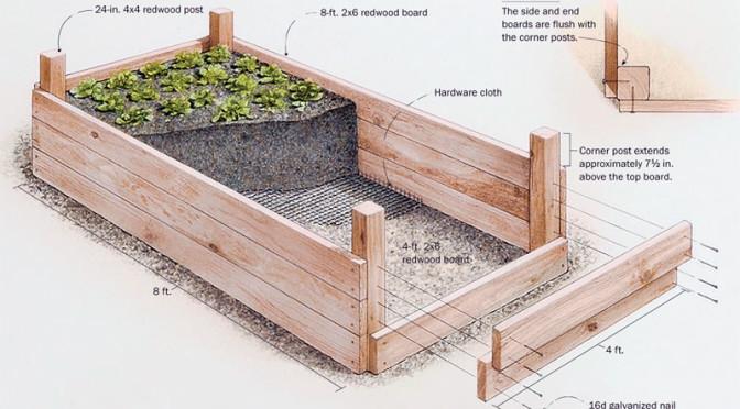 The PLOT Garden Repairs