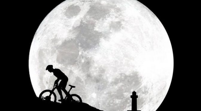 Full Moon Fiasco #bicyclegardentour