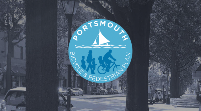 Portsmouth Bicycle & Pedestrian Meeting